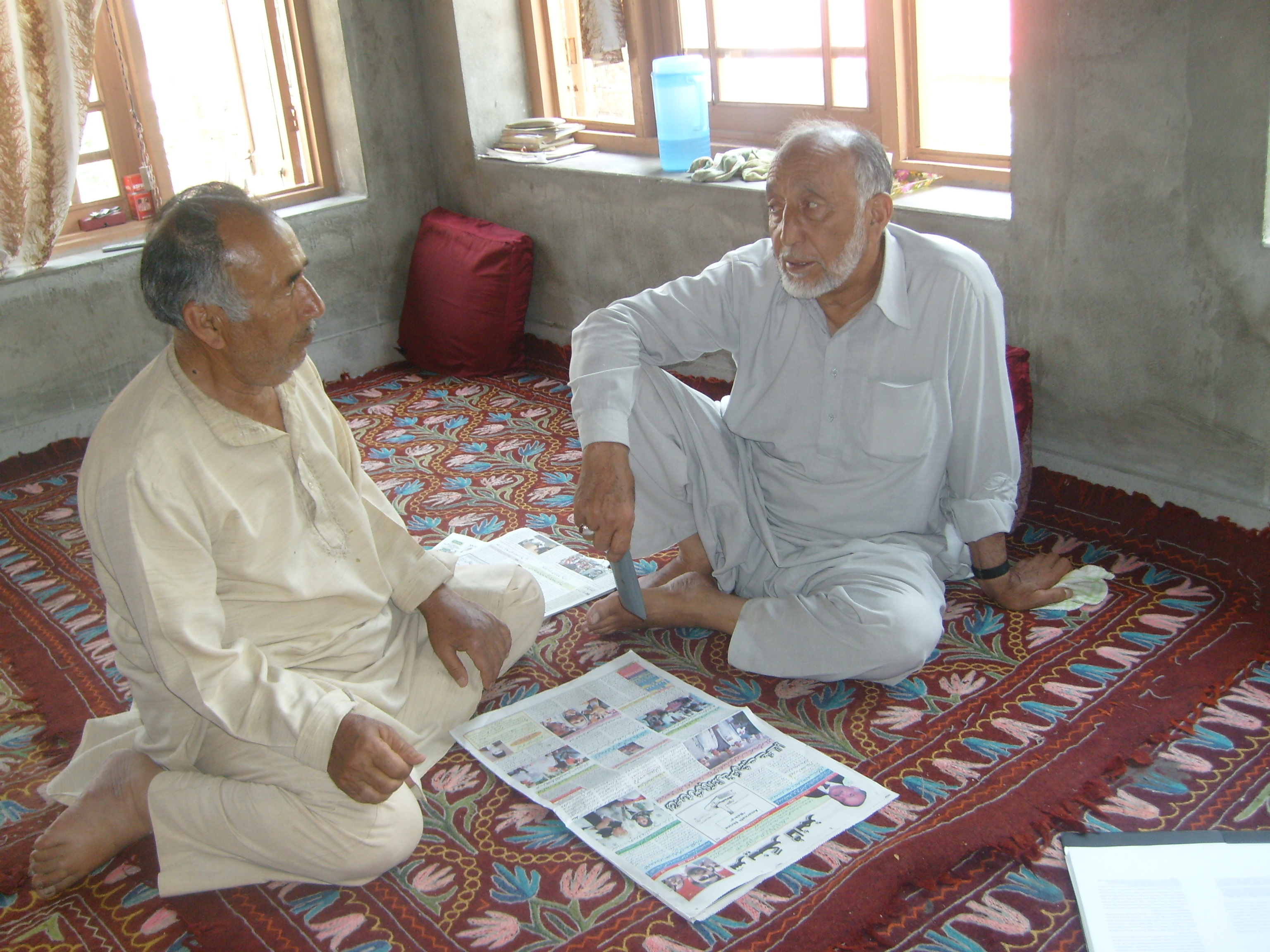 Safdar and Mehboob June 2008 Sgr
